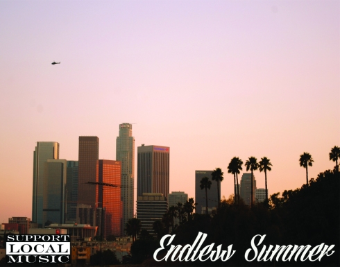 CHUCK BARRY ENDLESS SUMMER EP