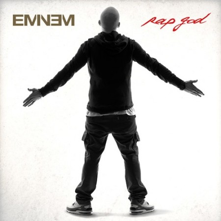 Eminem - Rap God (single)