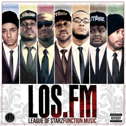 League Of Starz - LOS.FM (Mixtape)